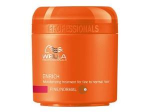 Wella Professionals Enrich Moisturizing Treatment For Fine to Normal Hair 5.07 oz