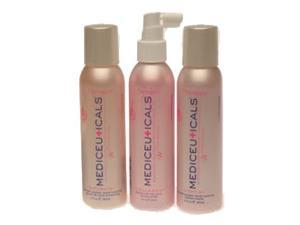 Mediceuticals W Chemically Processed Hair Formula Kit