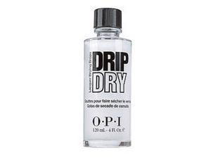 Drip Dry Lacquer Drying Drops - 4 oz Nail Polish Dryer