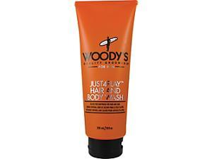 Woody's Hair & Body Wash 10 oz