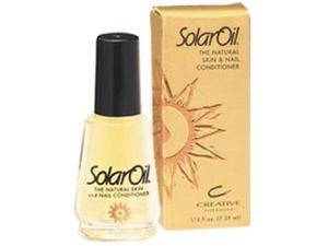 Creative Nail Solar Oil Nail & Cuticle Treatment 1/4 oz.