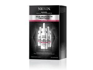 Nioxin Hair Growth Treatment - Womens 90 Day Supply