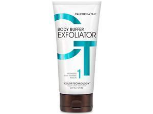 California Tan CT Body Buffer Exfoliator 6.0oz