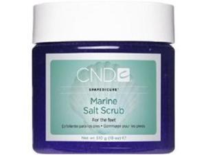 Creative Nail Spa Pedicure Marine Salt Scrub 18 oz