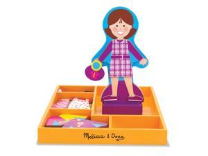 Melissa & Doug My Friend Molly Magnetic Dress Up
