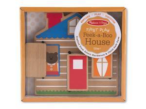 Melissa and Doug 4034 Peek-a-Boo House