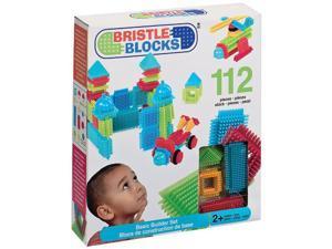 Battat Bristle Blocks Basic Set, 112-Piece