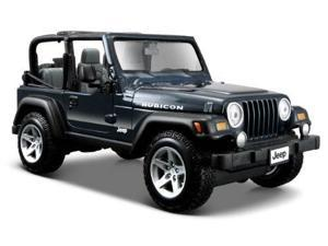 Maisto Special Edition 1:27 Jeep Wrangler Rubicon-Khaki