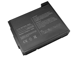 Superb Choice® 12-cell TOSHIBA Satellite P20-102 Laptop Battery