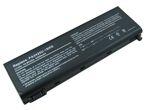 Superb Choice® 8-cell TOSHIBA Satellite Pro L100-102 Laptop Battery