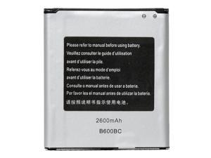 Samsung Galaxy S4 IV: i9500 i9508 i9505 i959 i9502 Replacement B600BC - 2600mAh Superb Choice® Cell Phone Battery