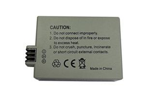 Superb Choice® Camera Battery for Canon EOS Rebel XS, T1i, XSi, 1000D, 500D, 450D, Kiss X3, X2, F