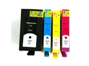Superb Choice® Remanufactured Ink Cartridge for HP Officejet 6500A e, 6500A Plus, 7500A Combo (1 Black, 1 Cyan, 1 Magenta, 1 Yellow)