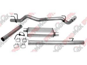 Dynomax 39498 Stainless Steel Cat-Back Exhaust System