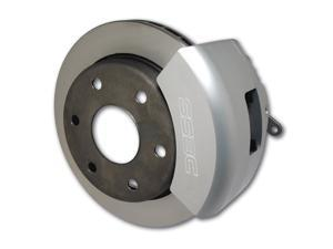 SSBC Performance Brakes A126-4BK Brake Conversion Kit