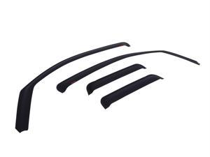 EGR 572455 SlimLine&#59; In-Channel WindowVisors&#59; Set of 4 Fits 02-08 Ram 1500