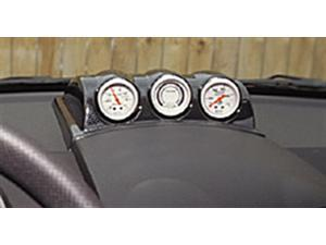 Auto Meter 20009 Gauge Works Triple Dash Pod