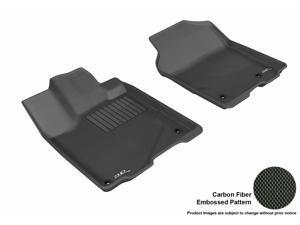 MAXpider L1AC00511509 Kagu Floor Mat Front Black Acura RDX