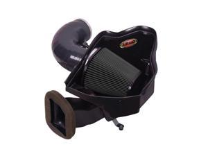 Airaid 252-308 Cold Air Intake System Performance Kit&#59;  Black Dry Filter