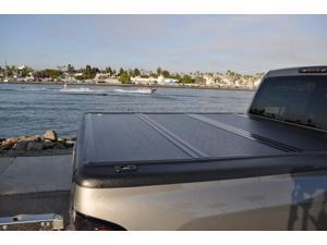 BAK Industries 72329 BAKFlip F1 Folding Truck Bed Tonneau Cover