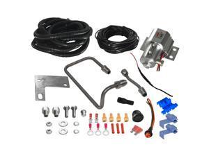 Hurst 5671519 Roll Control Line Lock Launch Kit, 10-14 Mustang