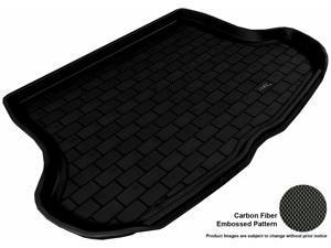 2008 - 2013 Infiniti EX35 Custom-fit Black 3D Digital Molded Cargo Liner Mat