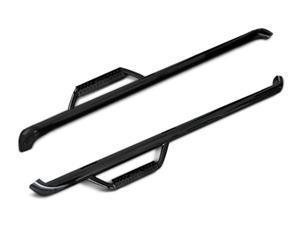N-Fab C1489CC-TX Nerf Steps 2014-2015 Chevrolet Silverado 1500 Texture Black