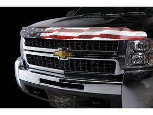 Stampede 2044-41 Vigilante Premium Hood Protector American Flag Chevrolet
