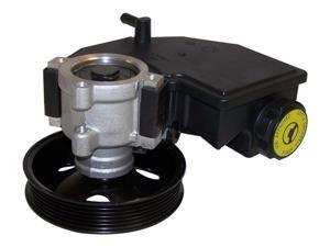Crown Automotive 5080551AC Power Steering Pump 02-04 Fits Grand Cherokee (WJ)