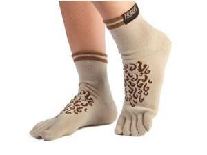 The Hobbit Feet Socks Brown One Size