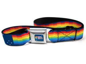 Nyan Cat Seatbelt Belt -Rainbow