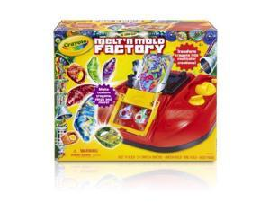 Crayola Melt 'n Mold Factory-