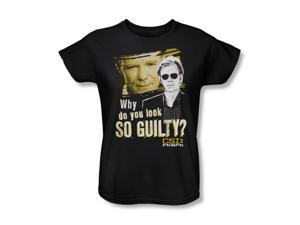 CSI Miami So Guilty Womens Short Sleeve Shirt