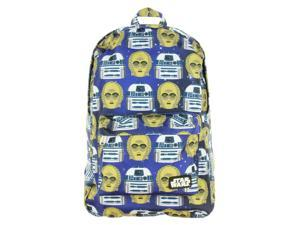 Loungefly Star Wars R2D2 and C3PO Backpack