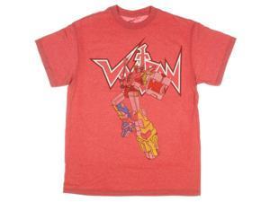 Voltron Men's Robot Vintage T-Shirt