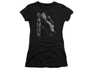 The Vampire Diaries Besides Me Juniors Short Sleeve Shirt