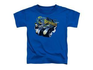 Batman Batmobile Little Boys Shirt