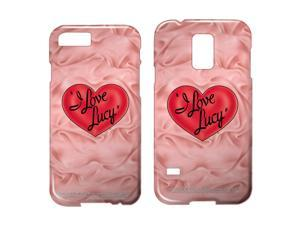 Lucy 3D Logo Smartphone Case Barely There (Iphone 4S) White Iphone 4S