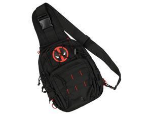 Marvel Deadpool Tactical Slingback Backpack
