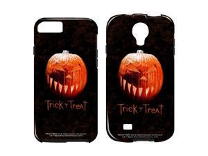 Trick R Treat Pumpkin Smartphone Case Tough Vibe (Iphone 5) White Ip5