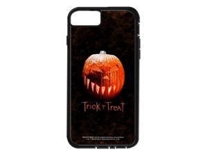 Trick R Treat Pumpkin Smartphone Case Tough Xtreme (Iphone 5) White Ip5