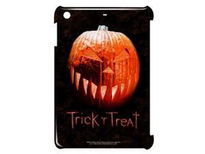 Trick R Treat Pumpkin Ipad Mini Case White Ipm