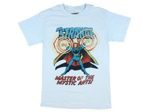Marvel Doctor Strange Vintage Retro Licensed Graphic Men's T-Shirt