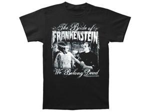 Universal Monsters Men's We Belong Dead T-shirt