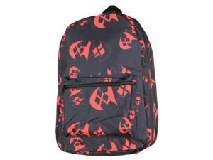 DC Comics Batman Harley Quinn Logo Backpack