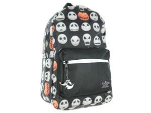 The Nightmare Before Christmas Jack Heads Large Backpack