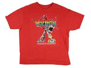 Voltron Defender of the Universe Graphic T-Shirt