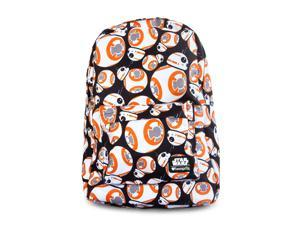 Loungefly Star Wars: The Force Awakens BB8 Black Backpack