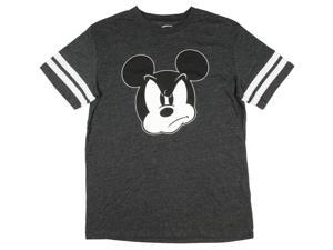 Disney Mad Mickey Mouse Hockey Graphic T-Shirt