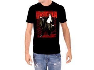 Universal Monsters Mens Dracula Web T-Shirt